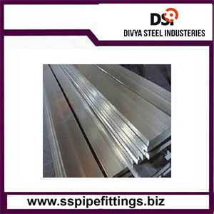 Stainless Steel Flat Bar Dealers in Ahmedabad